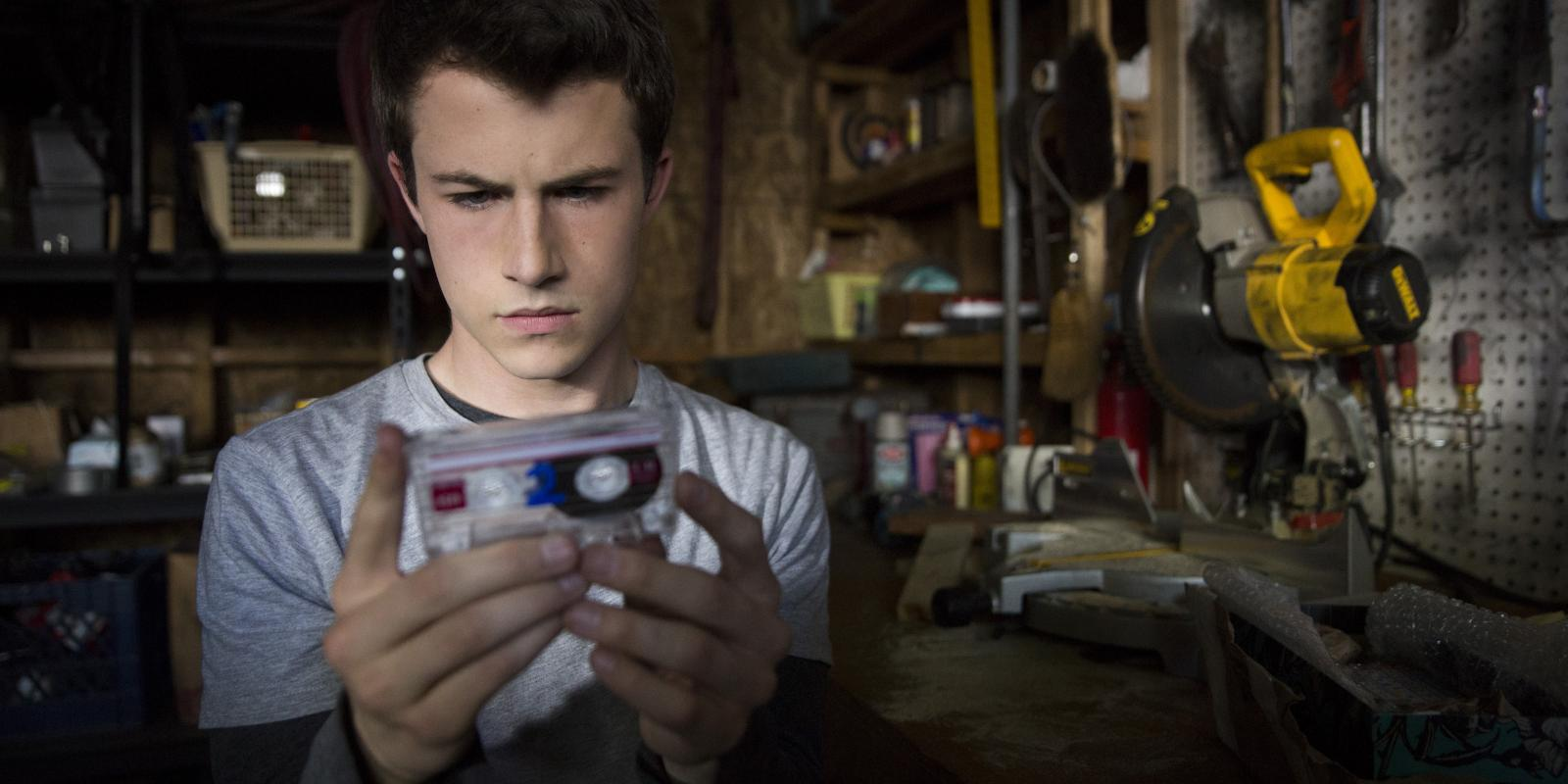 Netflix 13 Reasons Why Clay Jensen