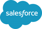 Salesforce Full Color Transparent Logo