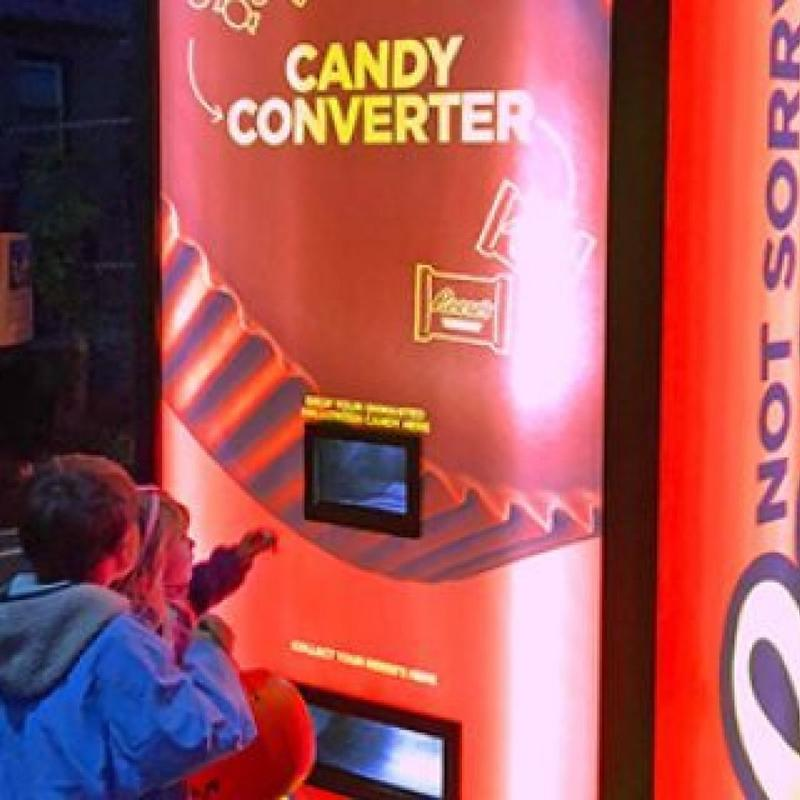 Reese's Candy Converter The Hershey Company